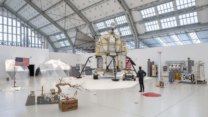 TOM SACHS - SPACE PROGRAM RARE EARTHS
