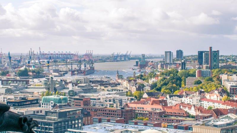 Hamburg Übersicht