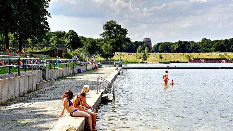 Freibad Hamburger Stadtpark