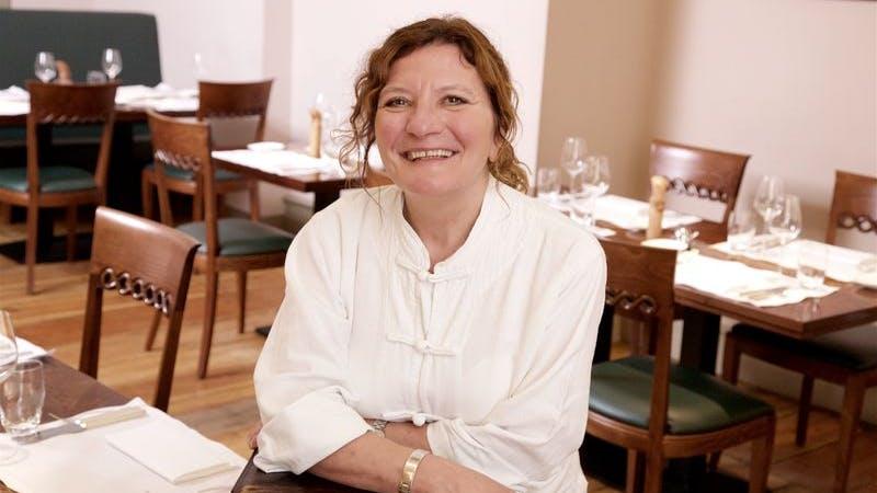 Anna Sgroi, Restaurant