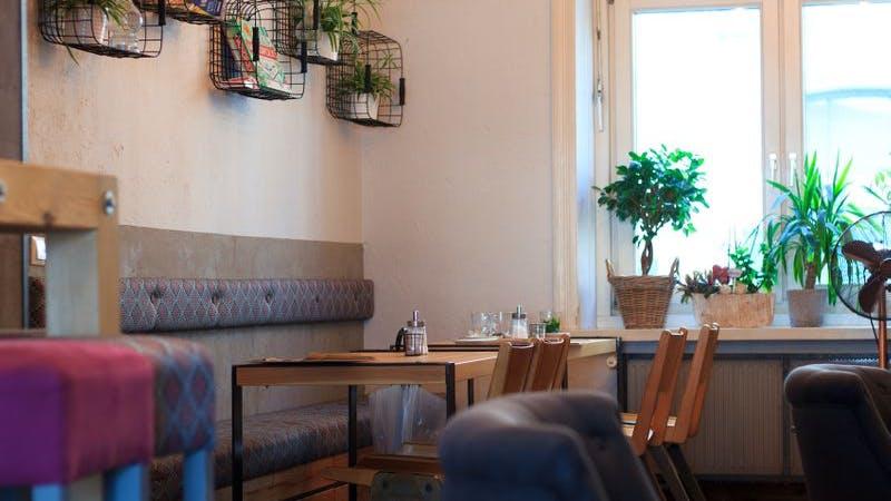 Rooster Cafe Winterhude, Frühstück