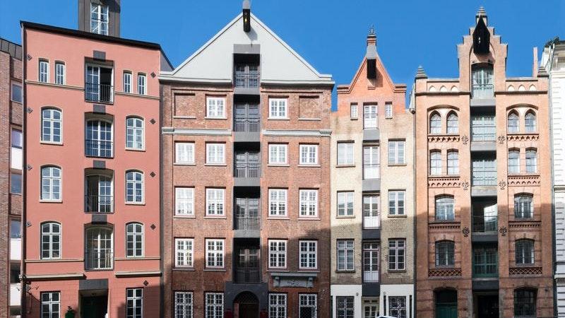 Kontorhaus Fleming's Hotel