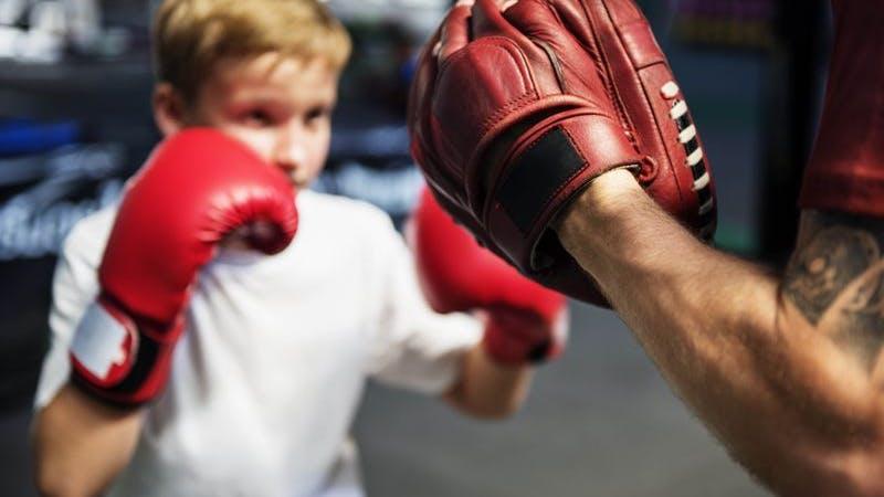 Boxen, Boxschool, Hamburg, Kind, Jugendliche, Kampfsport