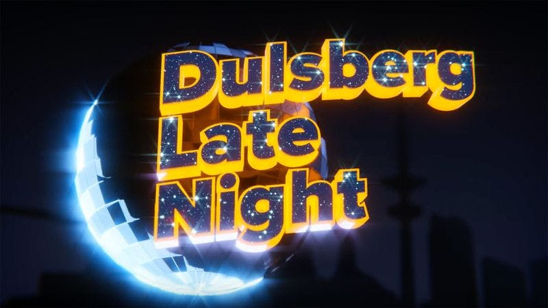 Slogan Dulsberg Late Night