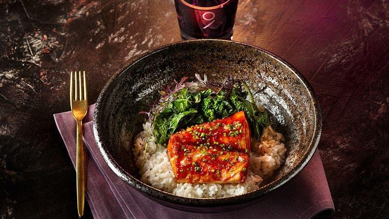 Sushi-Lunch im Nikkei Nine im Hotel Vier Jahreszeiten