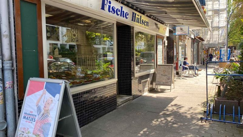 Fischgeschäft Hülsen, Erikastraße