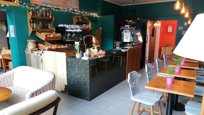 Café Frau Kowolik in Winterhude