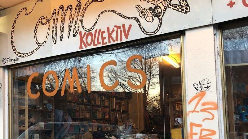 Kollektiv Comicladen Fruchtallee