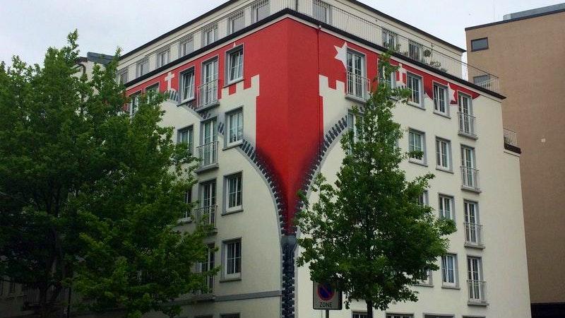 Piazza Amburgo ist in vielen Stadtteilen unterwegs