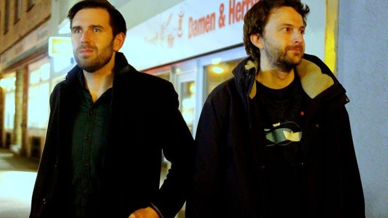 Martin Wendt (li.) und Christoph Buckler.
