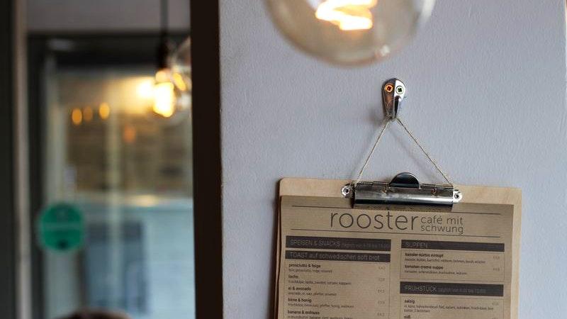 Rooster Cafe Winterhude