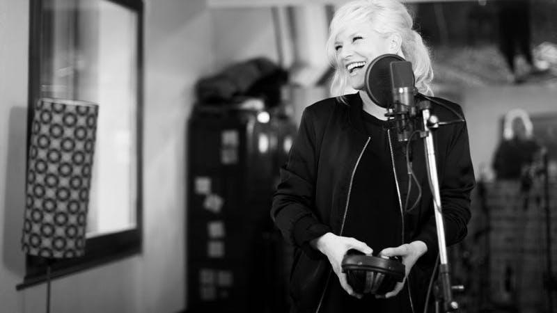 Ina Müller im Studio