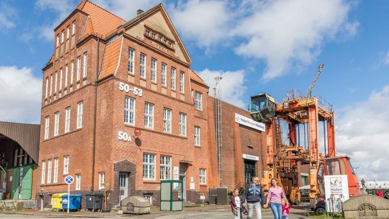 Schuppen 50A, Hafenmuseum