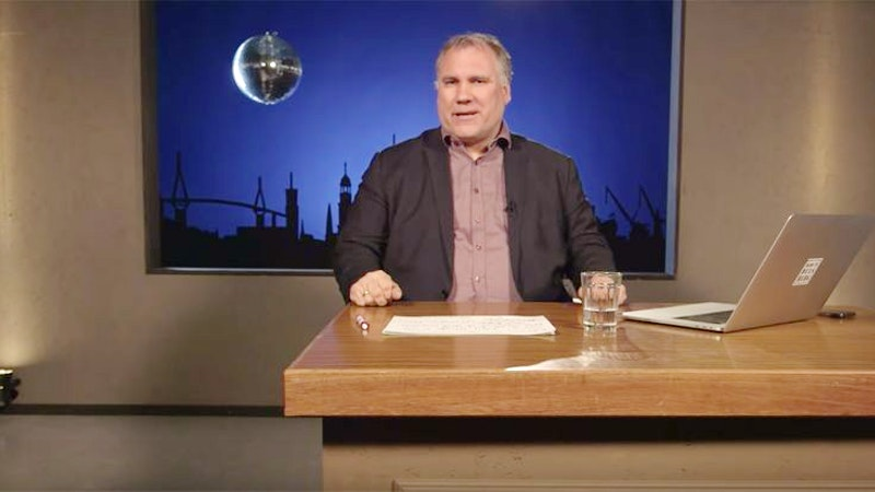 Szene aus Dulsberg Late Night