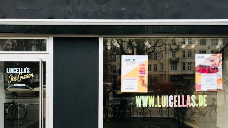 Luicellas Eisladen