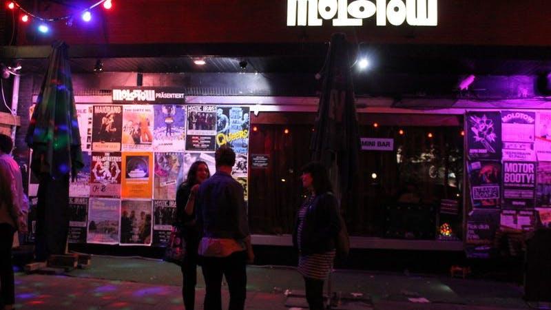 Club, Reeperbahn, Nachtleben, Nightlife, Molotowclub