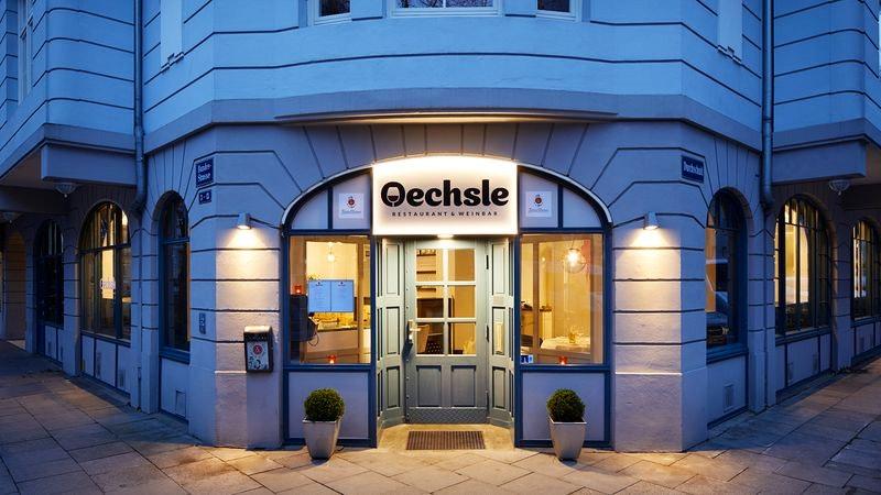 Restaurant und Weinbar Oechsle in Hamburg