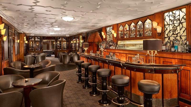 Bar 1910 in Hamburg