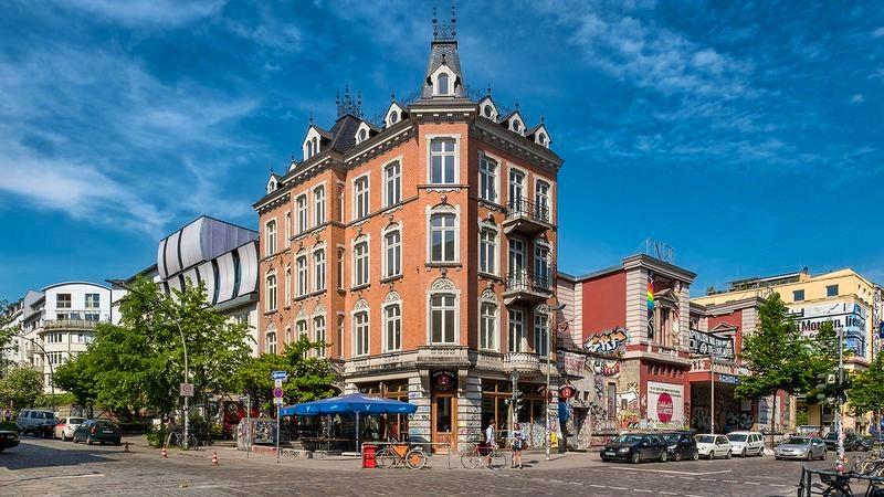 Das Schanzenviertel in Hamburg