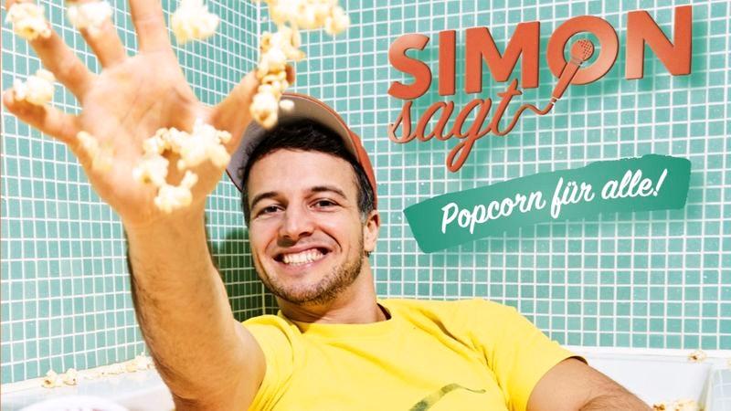 CD-Cover Simon sagt