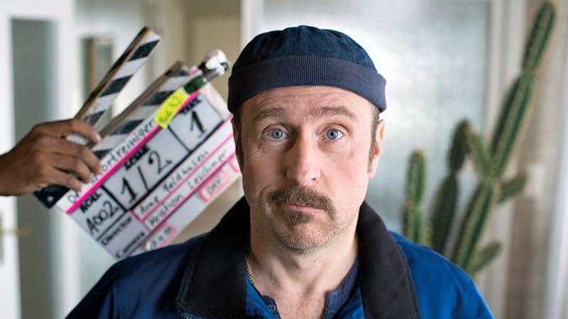 Bjarne Mädel als Heiko Schotte in der Tatortreiniger