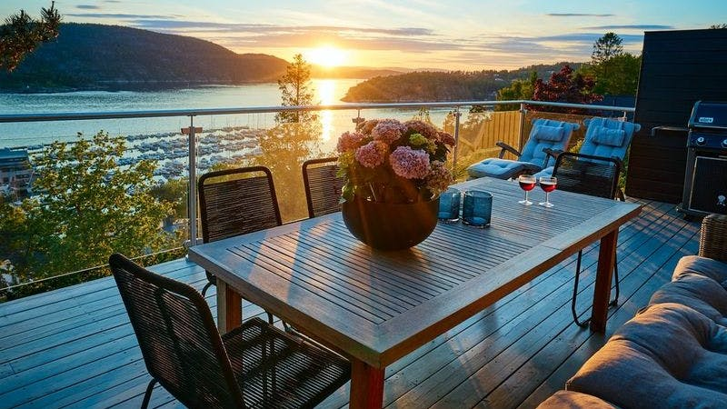 Terrasse, Roof Top