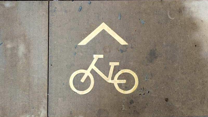 Rad, Fahrrad, Veloroute 3, Bike, Fahrradweg