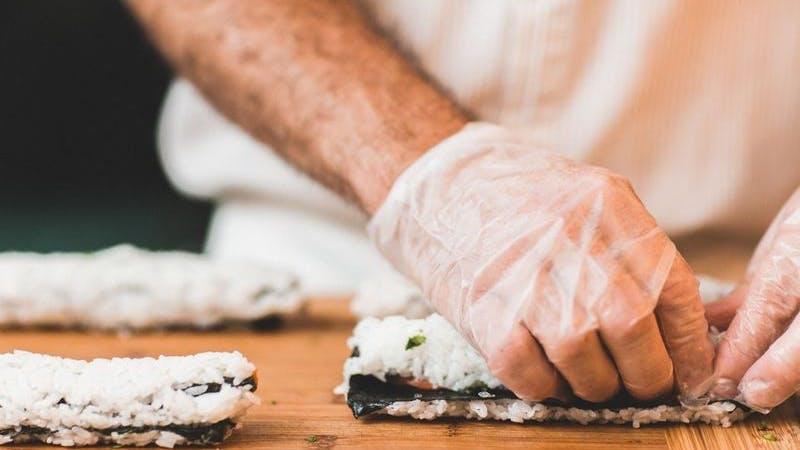 Sushi, Restaurant, Veggie, Vegan
