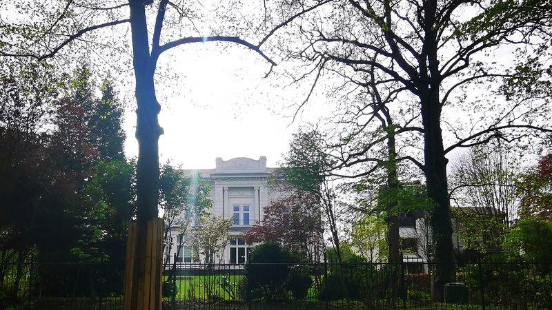 Villa Laeisz Hamburg