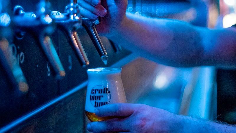 Craft Bier Bar Hamburg