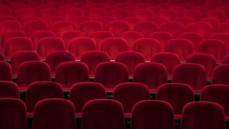 Kino, Film, Kinosessel