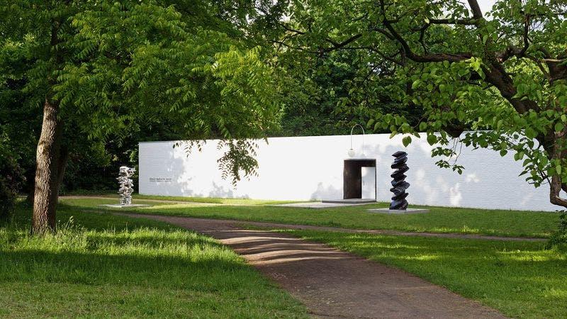 Ernst-Barlach-Haus von außen