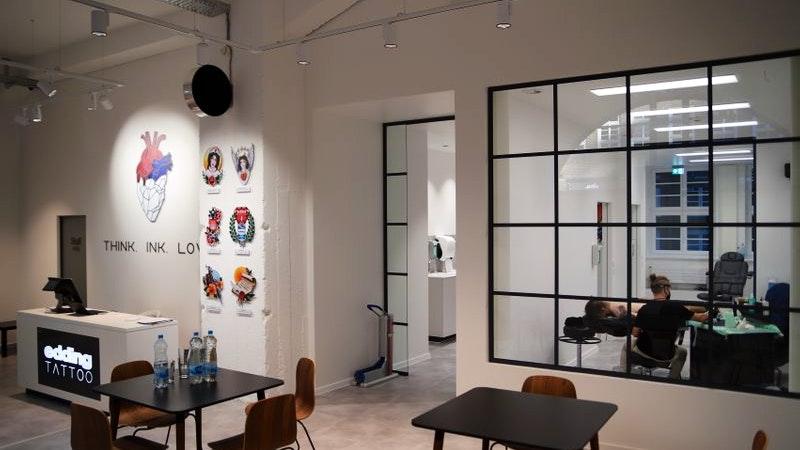 edding TATTOO Studio