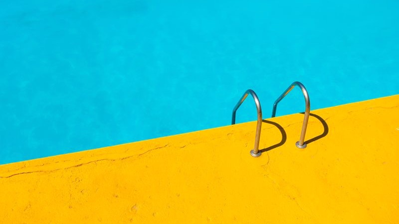 Pool, Freibad