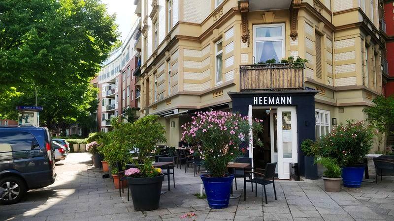 Restaurant Heemann in Eimsbüttel