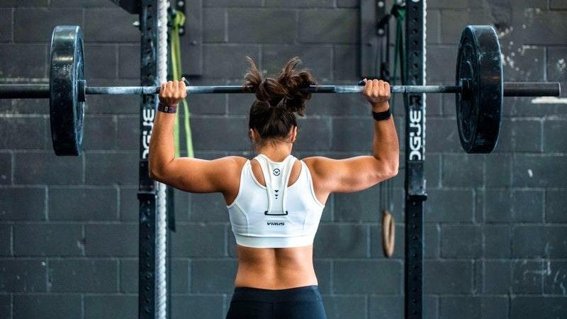 Sport, Fitness, Workout, Symbolbild