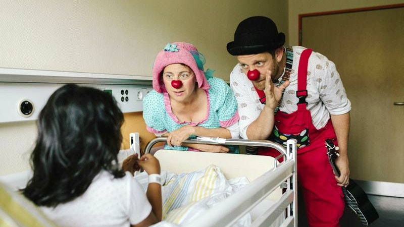 Klinik-Clowns Hamburg