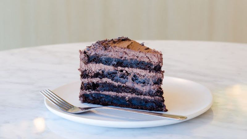 Kuchenstück
