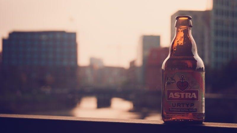 Astra Bier, Astra Brauerei