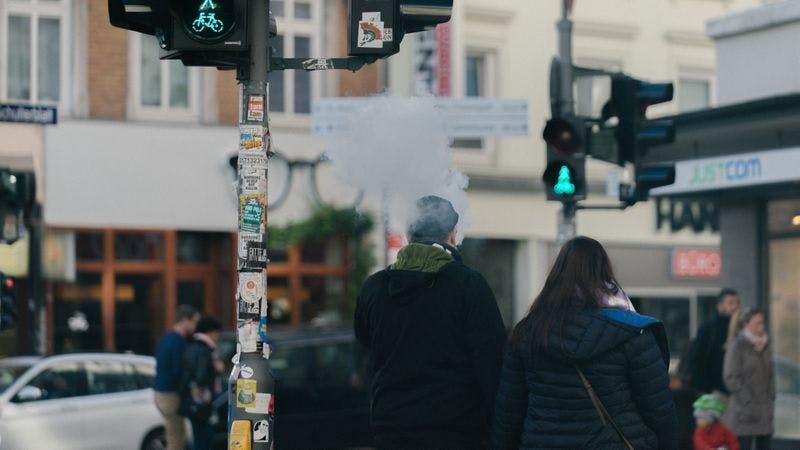 Fußgänger, Ampel