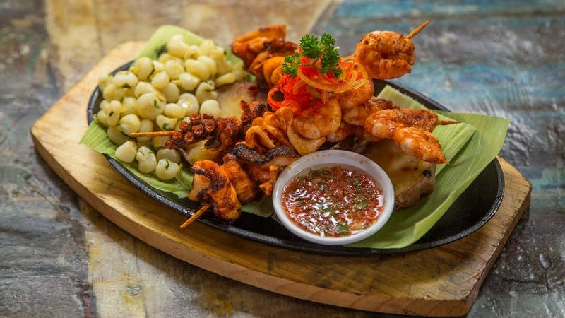 Food, Meeresfrüchte, Peru