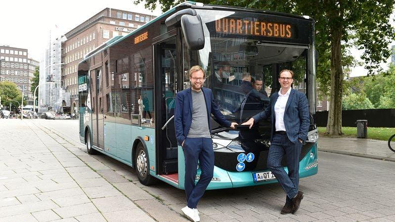 Quartierbus Hamburg