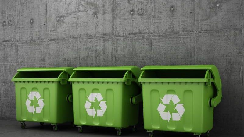 Recyclinghof Hamburg Bergedorf