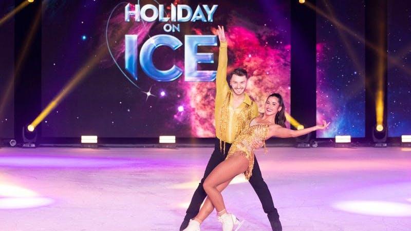 Sarah Lombardi, Joti Polizoaki, Supernova, Holiday on Ice