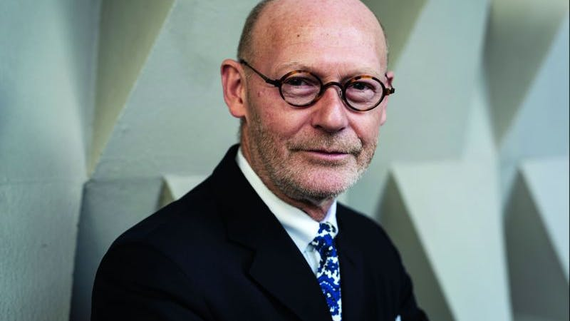 Michael Westhagemann, Hamburgs Senator für Wirtschaft, Verkehr und Innovation.