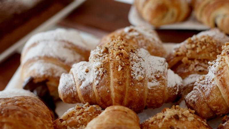 Croissant Symbolbild