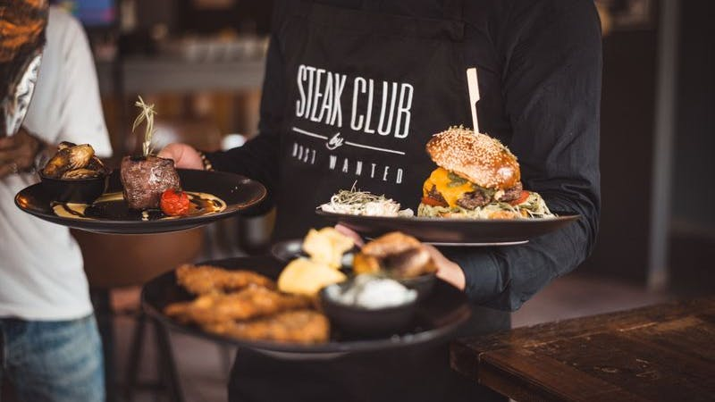 Steak Club by Most Wanted, Steak, Fleisch, Burger, Bahrenfeld