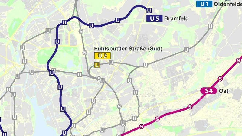 U5 Bramfeld