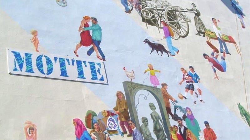 Stadtteilzentrum Motte, Ottensen Altona
