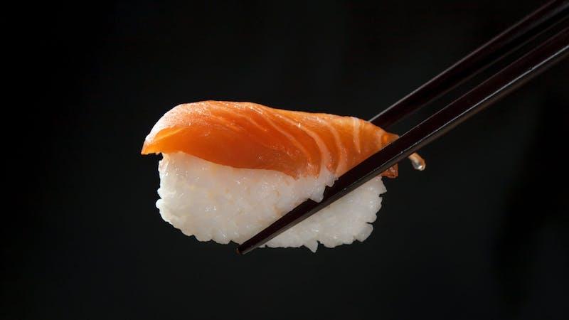 Sushi, Maki, Asiatisch,